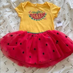 Other - Baby onsie and tutu skirt set